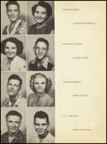 1952 Clyde High School Yearbook Page 30 & 31