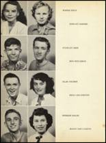 1952 Clyde High School Yearbook Page 32 & 33