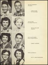 1952 Clyde High School Yearbook Page 34 & 35