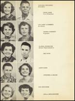 1952 Clyde High School Yearbook Page 40 & 41