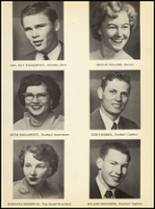 1952 Clyde High School Yearbook Page 52 & 53