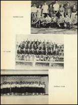1952 Clyde High School Yearbook Page 56 & 57