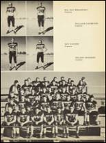 1952 Clyde High School Yearbook Page 60 & 61