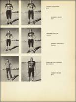 1952 Clyde High School Yearbook Page 64 & 65