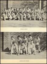 1952 Clyde High School Yearbook Page 70 & 71