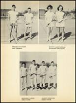 1952 Clyde High School Yearbook Page 72 & 73