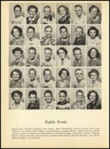 1952 Clyde High School Yearbook Page 78 & 79