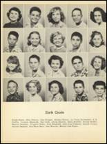 1952 Clyde High School Yearbook Page 80 & 81
