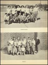 1952 Clyde High School Yearbook Page 90 & 91