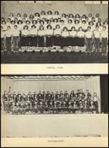 1952 Clyde High School Yearbook Page 94 & 95