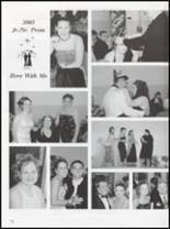 2003 Pleasant View High School Yearbook Page 82 & 83