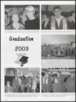 2003 Pleasant View High School Yearbook Page 84 & 85