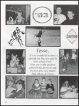 2003 Pleasant View High School Yearbook Page 90 & 91