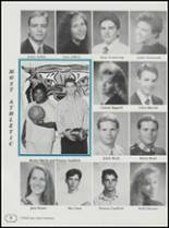 1991 Cushing High School Yearbook Page 12 & 13