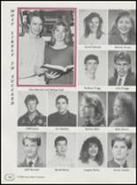 1991 Cushing High School Yearbook Page 14 & 15