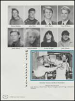 1991 Cushing High School Yearbook Page 20 & 21