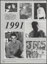 1991 Cushing High School Yearbook Page 22 & 23