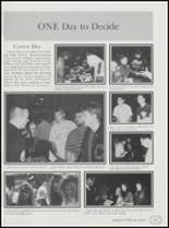 1991 Cushing High School Yearbook Page 24 & 25