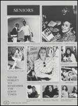1991 Cushing High School Yearbook Page 32 & 33
