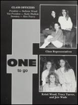 1991 Cushing High School Yearbook Page 34 & 35
