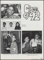1991 Cushing High School Yearbook Page 42 & 43
