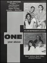 1991 Cushing High School Yearbook Page 50 & 51