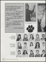 1991 Cushing High School Yearbook Page 56 & 57