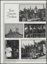 1991 Cushing High School Yearbook Page 72 & 73