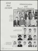 1991 Cushing High School Yearbook Page 74 & 75