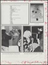 1991 Cushing High School Yearbook Page 82 & 83