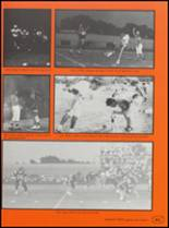 1991 Cushing High School Yearbook Page 94 & 95