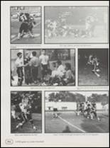1991 Cushing High School Yearbook Page 96 & 97