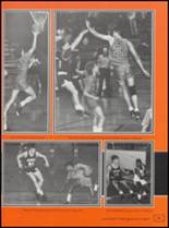1991 Cushing High School Yearbook Page 98 & 99