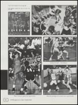1991 Cushing High School Yearbook Page 100 & 101