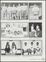1991 Cushing High School Yearbook Page 106 & 107