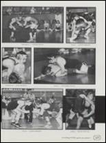 1991 Cushing High School Yearbook Page 108 & 109