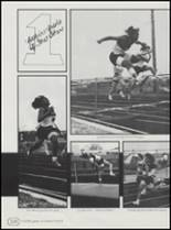 1991 Cushing High School Yearbook Page 112 & 113