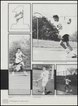 1991 Cushing High School Yearbook Page 116 & 117