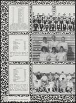 1991 Cushing High School Yearbook Page 120 & 121