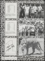 1991 Cushing High School Yearbook Page 122 & 123