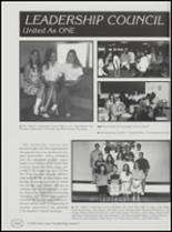 1991 Cushing High School Yearbook Page 124 & 125
