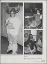 1991 Cushing High School Yearbook Page 126 & 127