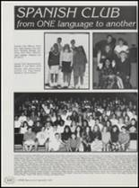1991 Cushing High School Yearbook Page 128 & 129