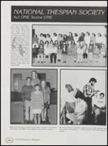 1991 Cushing High School Yearbook Page 130 & 131