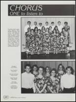 1991 Cushing High School Yearbook Page 134 & 135
