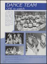1991 Cushing High School Yearbook Page 140 & 141