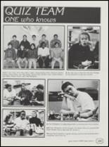 1991 Cushing High School Yearbook Page 142 & 143