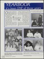1991 Cushing High School Yearbook Page 144 & 145