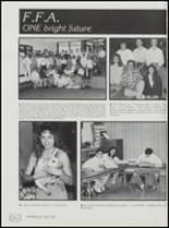 1991 Cushing High School Yearbook Page 150 & 151