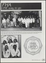 1991 Cushing High School Yearbook Page 152 & 153